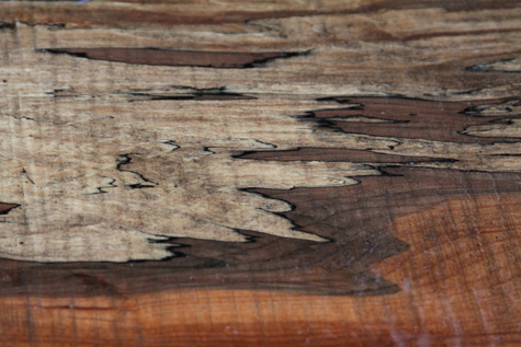 Spalted Maple Beams
